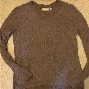 Croft and barrow ribbed sweater